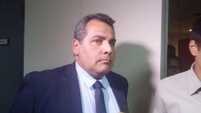 Caso Petropar: Samudio se presentará ante el Juzgado este viernes para analizar la imposición de medidas cautelares