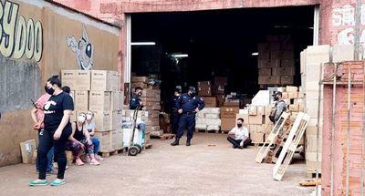 Salud ordenó intervenir el parque de medicamentos en Ciudad del Este