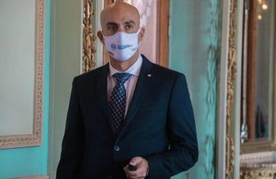 Mazzoleni ordena intervención de parque sanitario de CDE