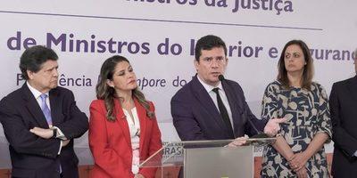 Policías en PERSECUCIÓN podrán cruzar las FRONTERAS hasta 1 KM, dentro del MERCOSUR
