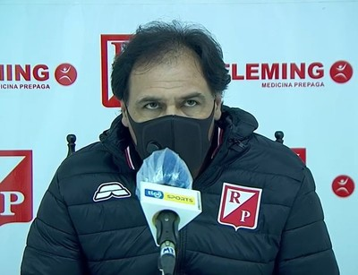 Celso Ayala apunta a mejorar en la puntada final