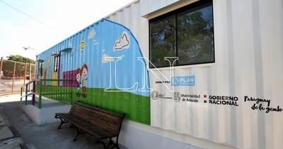 Habilitan espacio de protección para niños y adolescentes en la terminal de Asunción