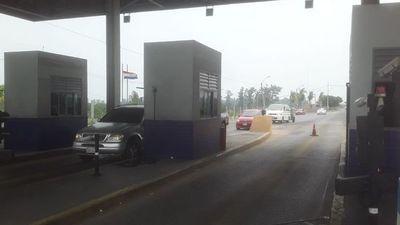 MOPC detecta desvío en recaudación de peaje y ordeñe de combustible