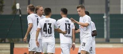 En su retorno, Villalba aportó un gol en la victoria del Gladbach