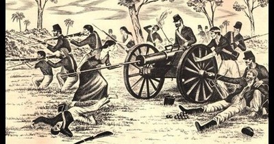 Paraguay en la historia: la ocupación de Piribebuy, una derrota sangrienta pero heroica