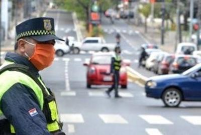 HOY / Agente motorizado de la PMT de Asunción dio positivo a COVID-19
