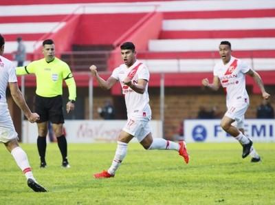 El Kelito se impuso por 2-1 ante Guaireña