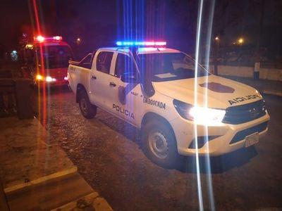 Con barreras y parlantes, Policía inicia su aumento de controles para bajar contagios