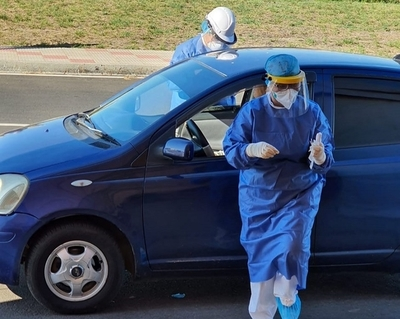 COVID-19 en Paraguay: hubo 499 nuevo casos y 7 fallecidos