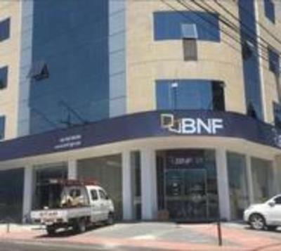 Covid-19: BNF cierra las puertas de varias sucursales temporalmente