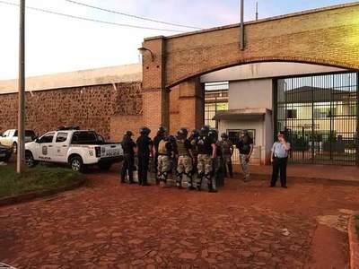 Unos 100 miembros del PCC se fugaron del penal de Pedro Juan Caballero