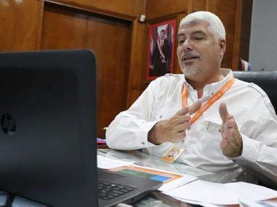 Ministro Wiens denuncia robo en puesto de peajes y de combustible