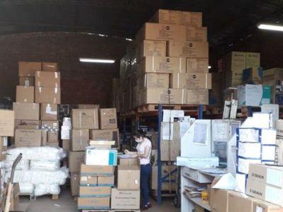 Fiscalía envía a peritaje muestras de medicamentos decomisados en CDE