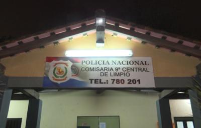 Casamiento en Limpio terminó con intervención policial
