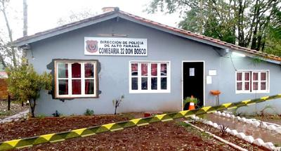 Cierran la comisaría 22ª del barrio Don Bosco tras fallecimiento del Crio. Segovia