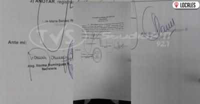 Juicio de guardia despedido tras incendio de la Municipalidad se realizará en Encarnación