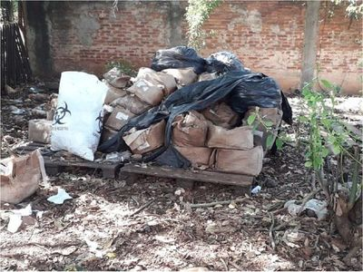 Alto Paraná: Trasladan los fármacos que estaban en un depósito irregular