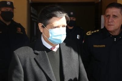 MINISTRO DEL INTERIOR RECUERDA A LA CIUDADANÍA HORARIOS DE CIRCULACIÓN PERMITIDOS