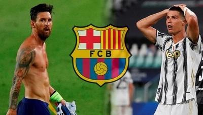 Cristiano fue ofrecido para jugar con Messi, aseguran