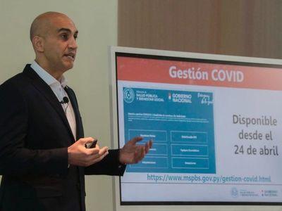 Para Julio Mazzoleni, el circuito burocrático dificulta uso de los recursos contra el Covid-19