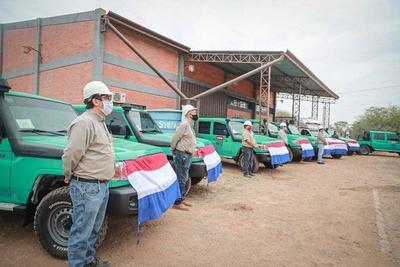 ANDE desea fortalecer su presencia en el Chaco con obras de infraestructura