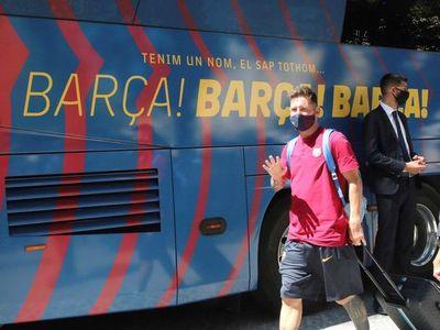 El Barça desembarca en Lisboa