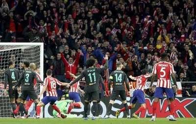 Leipzig y Atlético Madrid van por el paso a las semifinales