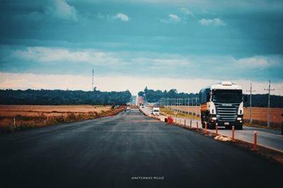 Para fin de año, 40 kilómetros de la ruta PY02 estarán terminados