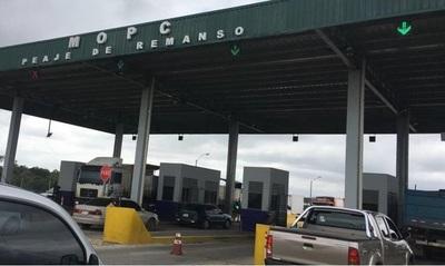 Anticorrupción recibió denuncias del MOPC por desvío de cobro de peaje y ordeñe de combustible