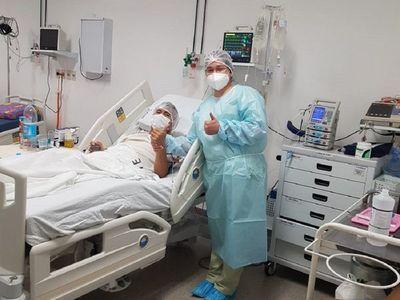 Tras 10 años con un cuadro crónico renal, hoy recupera su vida normal