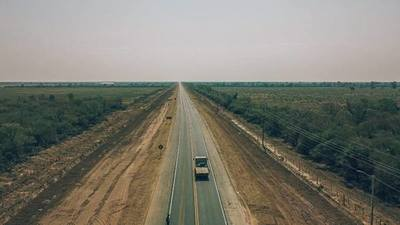 Para finales de este año prevén culminar de asfaltar la mitad de la ruta Bioceánica