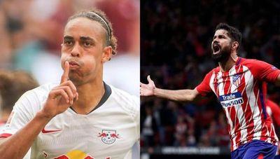 Leipzig y Atlético de Madrid van en busca de las semifinales en Champions