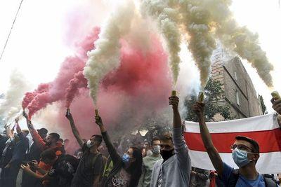 """Pompeo: UE y Estados Unidos deben """"trabajar juntos"""" sobre Bielorrusia"""