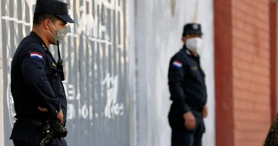 """""""No esperes que sean tus muertos"""", advierte la Policía a través de megáfonos"""