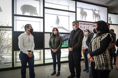 Inauguran Centro de Interpretación que exhibe los atractivos del Chaco