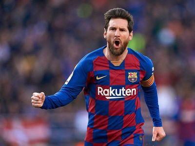 """Flick: """"Messi es el mejor jugador de la última década"""""""