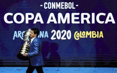El nuevo calendario de la Copa América