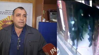 POLICÍA INVESTIGA MILLONARIO HURTO EN EL CENTRO DE ENCARNACIÓN