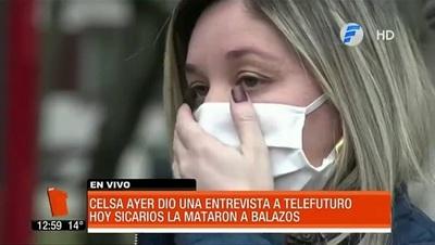 Asesinan a mujer que denunció contrabando de combustible en Pilar