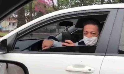 Hombre amenazó de muerte a periodista y camarógrafo – Prensa 5
