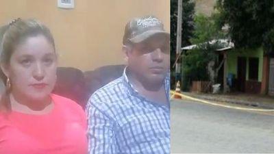 Plena luz del día sicarios asesinan a una mujer en Pilar