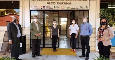 Laboratorio Biomolecular será habilitado mañana en Alto Paraná