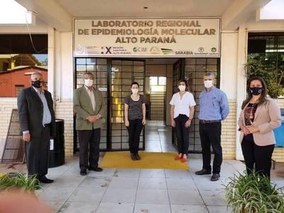 Este viernes habilitarán laboratorio Biomolecular en Alto Paraná – Prensa 5