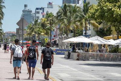 Miami-Dade, con más casos acumulados que Canadá, registra un nuevo récord