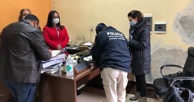 Fiscalía avanza en caso Miguel Cuevas y realiza allanamientos en Paraguarí