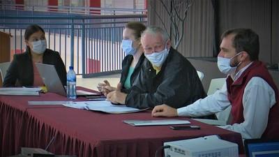 Consejo Local de Salud de Loma Plata renueva autoridades. Preocupa situación de albergues