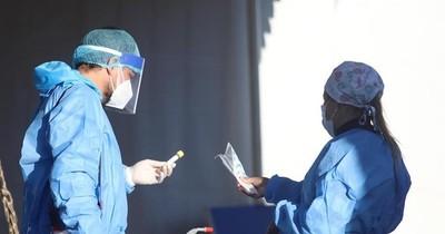 Salud tiene 40 mil reactivos para tres meses, informó a congresistas