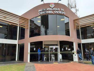 Este jueves tres instituciones públicas fueron a cuarentena en Coronel Oviedo – Prensa 5