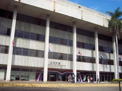 EJECUTIVO DESIGNA A NUEVO TITULAR DE LA ANDE