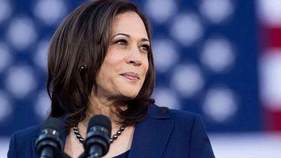 Campaña Trump ataca a Harris tildándola de radical y centrista